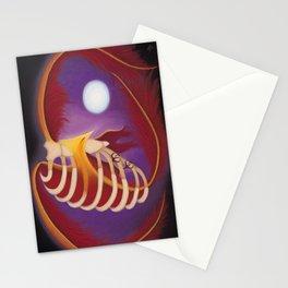 Inextinguishable Depths Stationery Cards