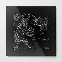 The Angakok Metal Print
