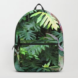 Tropical Garden Paradise 1 Backpack