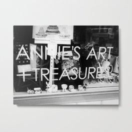 Art Treasure Metal Print