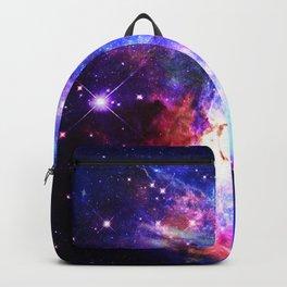 Mystical Fantasy Deep Galaxy Space - Interstellar Dust Backpack