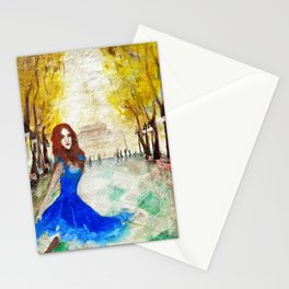 A Walk in Spain Stationery Cards