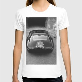 1957 4.5 Coupe, Modena, Italy Italian Sport Car Factory Photography T-shirt