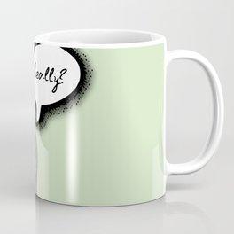 DRUNKY CAT Coffee Mug