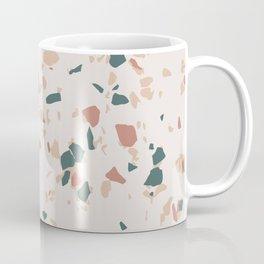 Terrazzo Peach Coffee Mug