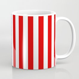 Classic American Flag Stars and Stripes Coffee Mug