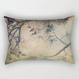 One Autumn Day Rectangular Pillow
