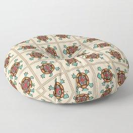 Native american pattern Floor Pillow
