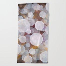 'No clear view 18' Beach Towel