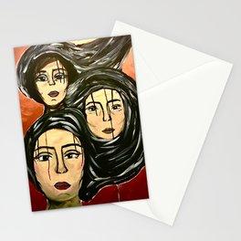 K Olsen Familytree Stationery Cards