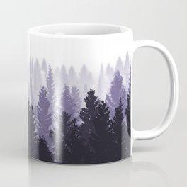 Forest Foggy Mood Coffee Mug