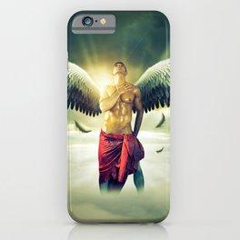angel man iPhone Case