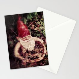 Hanging with my Gnomies Stationery Cards