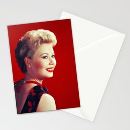 Mitzi Gaynor, Actress Stationery Cards