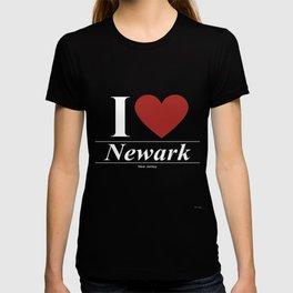 Newark New Jersey NJ New Jerseyan T-shirt