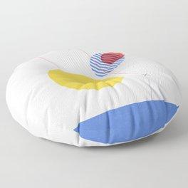 Commander Floor Pillow