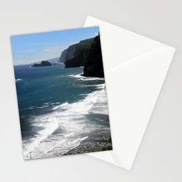 The Coastline of Pololu Stationery Cards