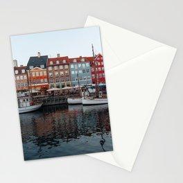 Vibrant Nyhavn Stationery Cards