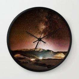 Prospect Milky Way Wall Clock