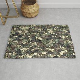 John Camouflage Rug