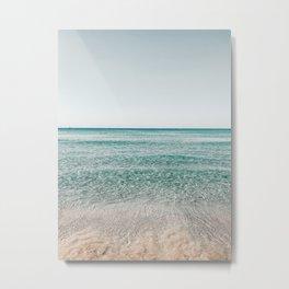Still ocean  Metal Print