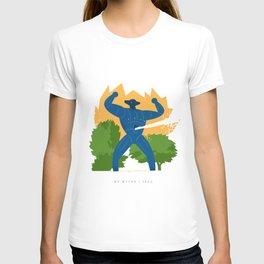 Jeeg attack T-shirt