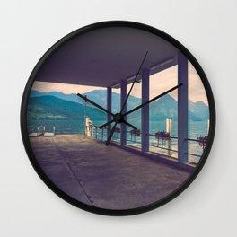 Schifflaendi Buochs Wall Clock