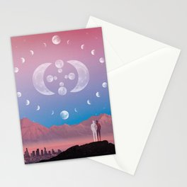 MULTI MOONIVERSE Stationery Cards