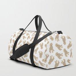 'Ruff Life' Dog Goldendoodle Duffle Bag