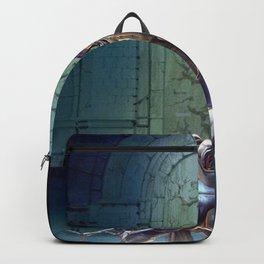 Robot Ghost in the Shell Backpack