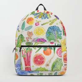 Seasonal Harvests - Neutral Backpack