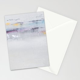 Subtle Pops of Color Stationery Cards