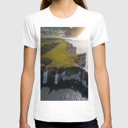 Coast of England T-shirt