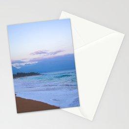 Hawaiian Sunrise, Baldwin Beach, Maui #2 Stationery Cards