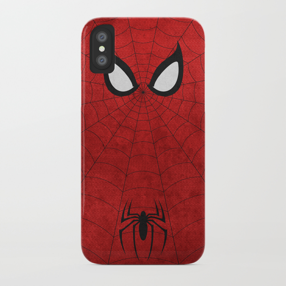 Spider-man Phone Case by Thelinc PCS390984