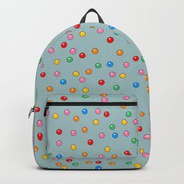 Unicorn Gumball Poop Backpack