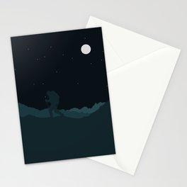 Night Explore Stationery Cards