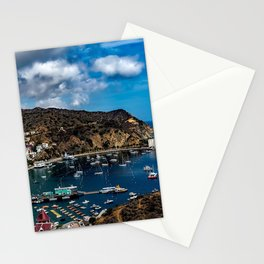Santa Catalina Island, California color photograph / photography / photographs Stationery Cards