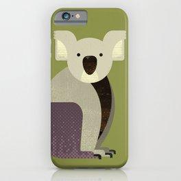 Whimsy Koala iPhone Case