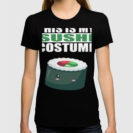 Kawaii Sushi Halloween Costume  T-shirt