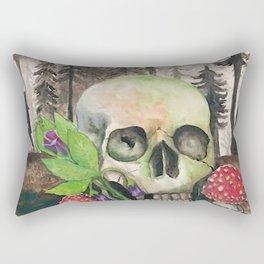 Baba Yaga's Domain Rectangular Pillow