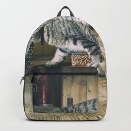 Cat by Greg Pauline Backpack