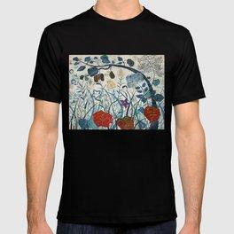 nature【Japanese painting】 T-shirt