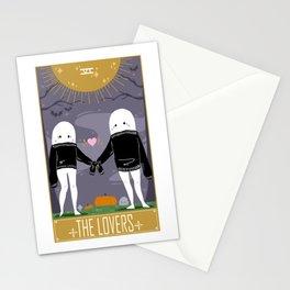 The Nightcrawler Lovers Stationery Cards