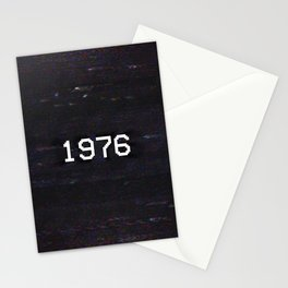 1976 Stationery Cards
