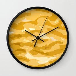 Geometrika #24 Wall Clock