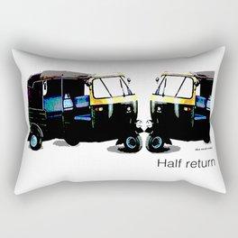 Half Return Rectangular Pillow