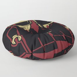 Daft Block Floor Pillow