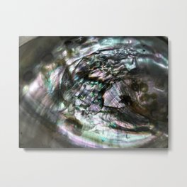 Frisco Oyster Metal Print
