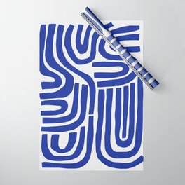 S and U Wrapping Paper